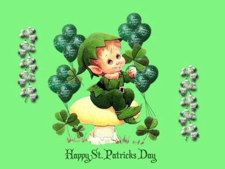 St Patricks Day Photos