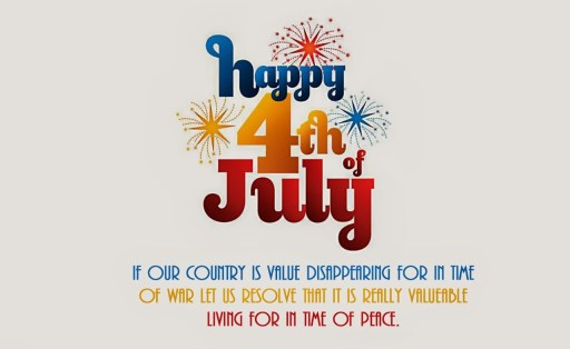 Happy 4th of July Quotes Sayings