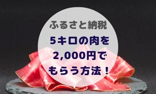 宮崎県都城市(みやこのじょうし)のふるさと納税返礼品、改悪された?【牛肉・豚肉がおすすめ!】