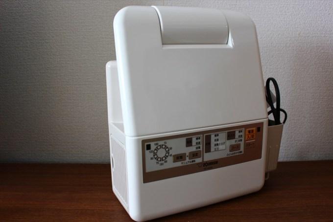 象印スマートドライ布団乾燥機