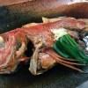 下田の金目鯛を美味しく食べられる食事は?市場の食堂金目亭で決まり!