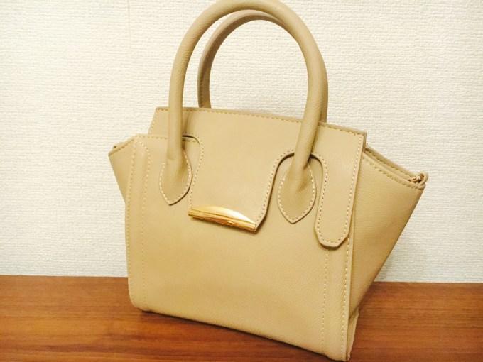 リングオーママの小ぶりバッグ