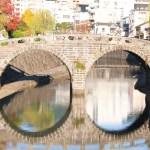 幸せのハートストーンが密かな人気!眼鏡橋は無料で楽しめる長崎市内の観光スポット