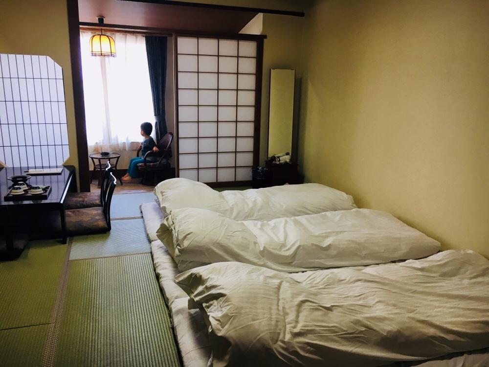 高知サンライズホテル和室