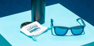The Ocean Cleanup launches sunglasses made from ocean plastic