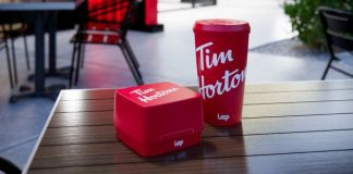 Tim Hortons Tests Returnable Coffee Cups And Packaging