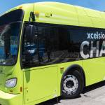 Electric bus maker New Flyer and battery recycler Li-Cycle announce first successful recycling pilot
