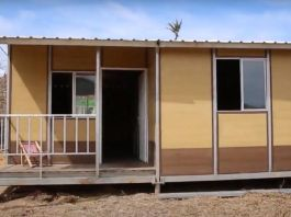Colombian Company Uses Coffee Husks to Build Low-Income Housing