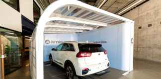 Ample is trying to make battery swapping for EVs a reality, starting with Uber drivers in the Bay Area