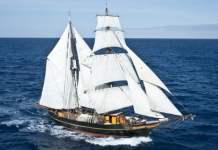 New age of sail looks to slash massive maritime carbon emissions