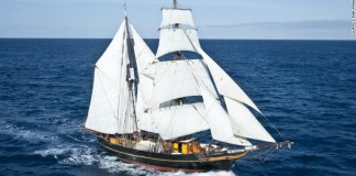 New age of sail looks to slash massive maritime carbon emissions
