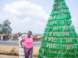 From trash to treasure: The Nigerians recycling waste into wealth