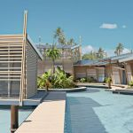 Kiribati Floating Houses address rising waters and land limitations