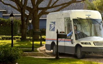 USPS cuts emissions with new delivery vehicle fleet