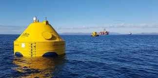 Wave Energy To Gild The Floating Wind Turbine Lily In Ireland