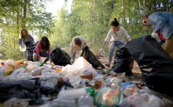 Calling All Volunteers for The Great Global Cleanup 2021