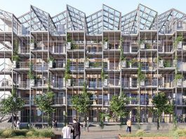 DMAA designs Residential Greenhouse in Germany