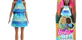 Mattel reveals new Barbie made from recycled ocean-bound plastic