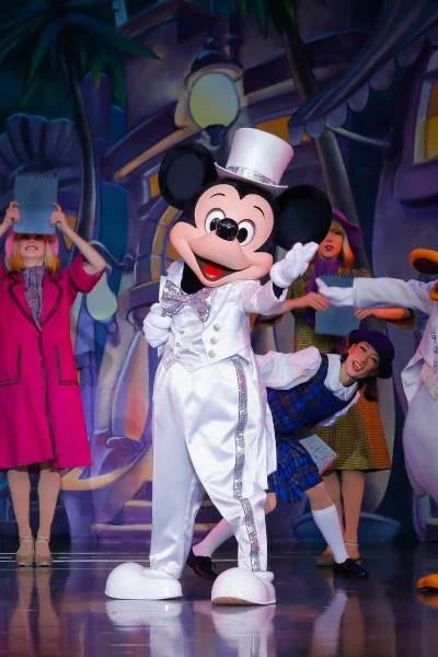 One Man's Dream ミッキーマウス