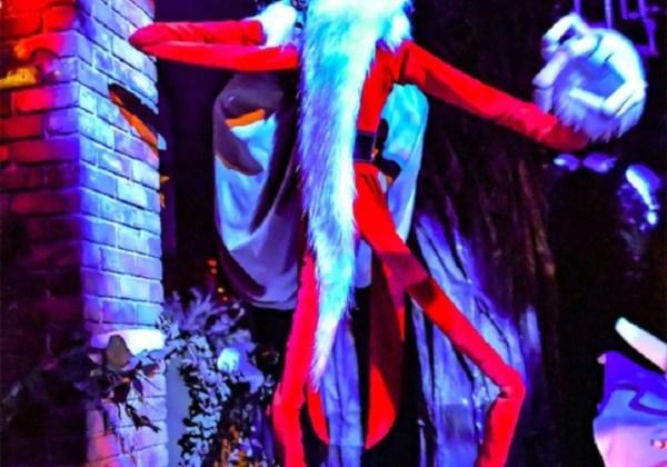 ホーンテッドマンション クリスマス