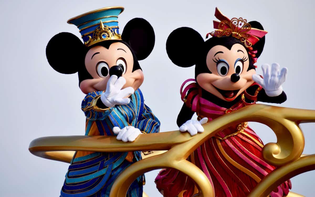 ミッキーマウスの秘密