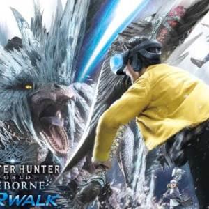 モンスターハンターワールド:アイスボーン XR WALK