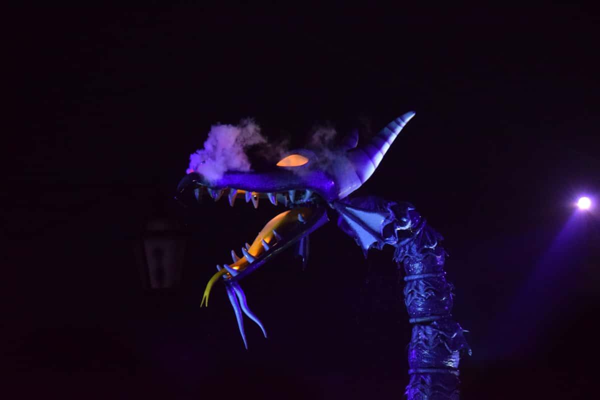 ファンタズミック!のドラゴン
