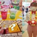 【USJ】マリオカフェでスイーツとドリンクと映え写真を満喫しよう♪【USJマリオ】