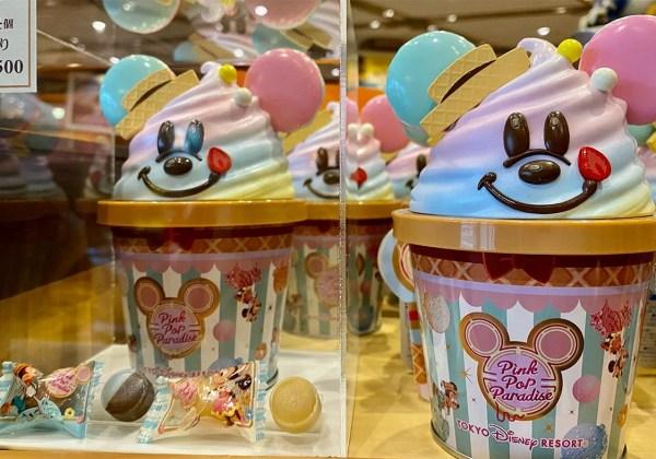 キャンディー缶(アイスクリーム)