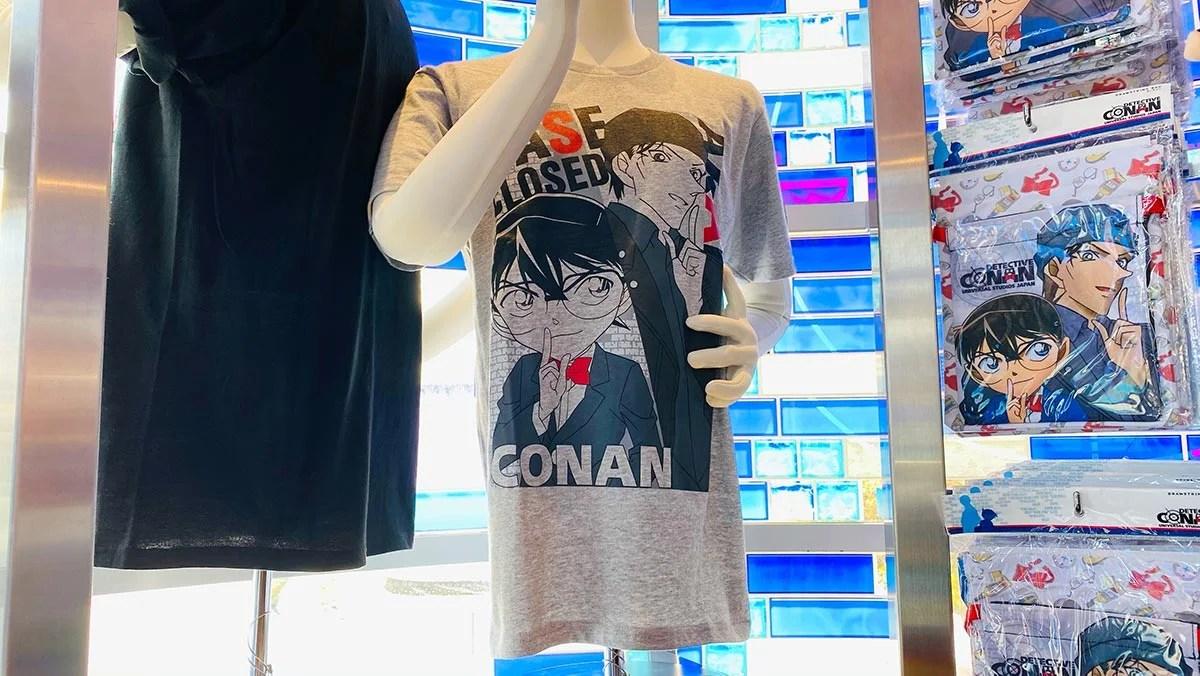 コナン&赤井Tシャツ(グレー)