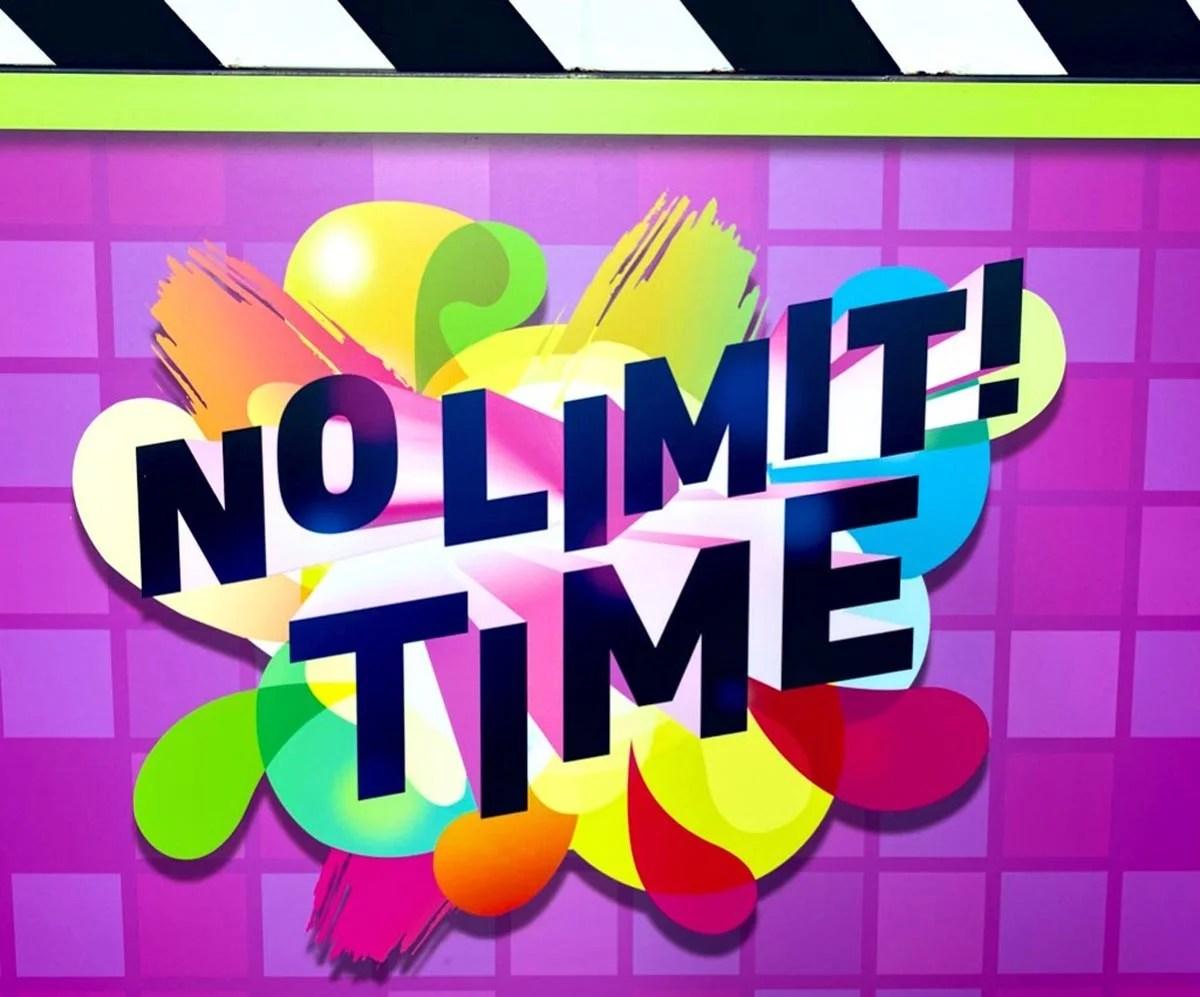 NO LIMIT TIME ロゴ