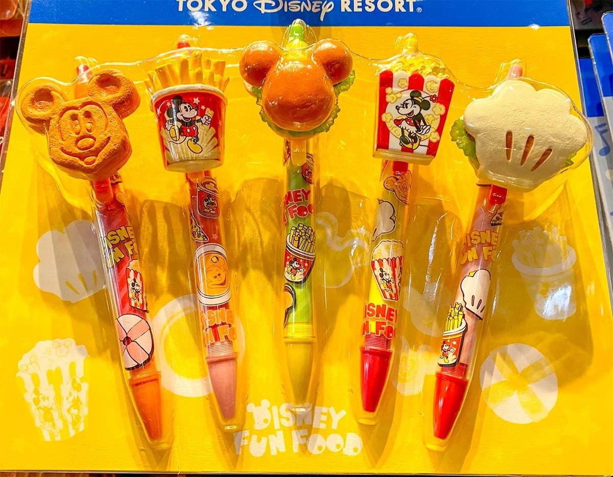 ボールペン5本(フード)