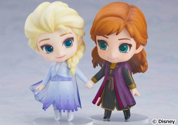 エルサとアナ