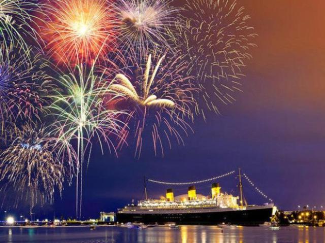 New Years Eve Fireworks Near Me