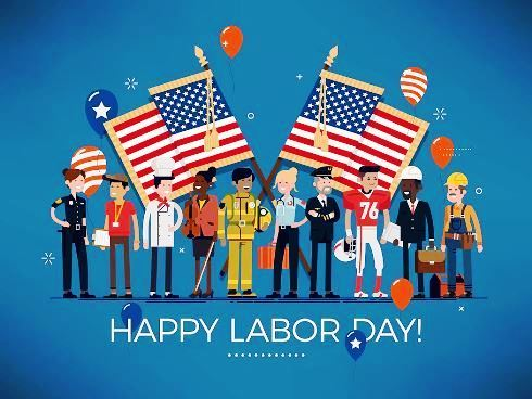 happy labor day 2020