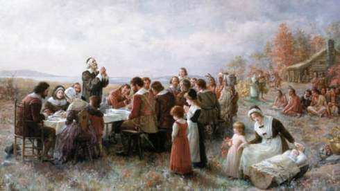 History Of Thanksgiving Day 2020