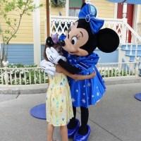 Von Zauberstaub, der Lütten und einem Disneyland Besuch