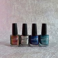 Zauber der Nacht mit der CND Vinylux Nightspell Collection
