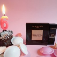 Guerlain Terracotta Summer Glow & KissKiss Matte Verlosung zum Blog Geburtstag