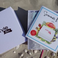 Sommer Edition 2021 der Instyle Box - Unboxing