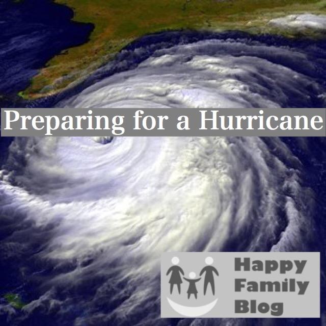 Checklist for HurricanePrep