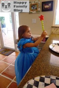 Let's Celebrate: Princess Fruit Wands by Happy Family Blog