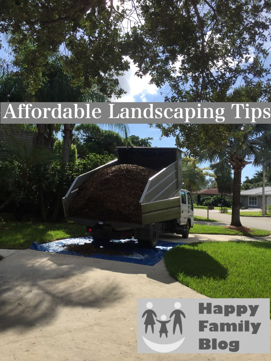 Afforable Landscaping Tips