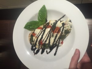 Baked Caprese Chicken by Happy Family Blog