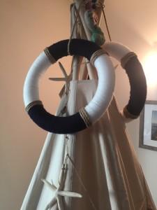 Happy Family Blog - Nautical Wreath