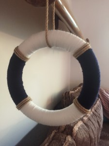 DIY Tutorial: Nautical Wreath