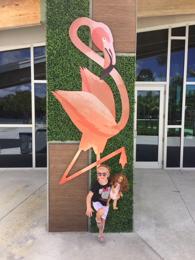 Flamingos are Back at Zoo Miami by Happy Family Blog