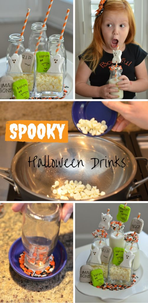 Spooky Halloween Drinks for Kids by Happy Family Blog