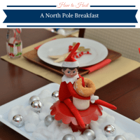 How to Host a North Pole Breakfast