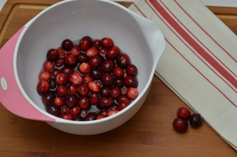 Sugared Cranberries by Happy Family Blog